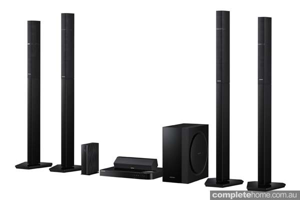 Samsung Series 7 Home Theatre System