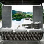 Tosca: innovative outdoor living