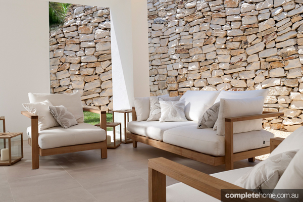 Six outdoor sofas to suit any home completehome Home furniture packages australia