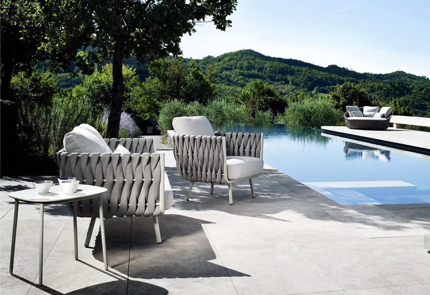 Tosca: innovative outdoor living - Completehome