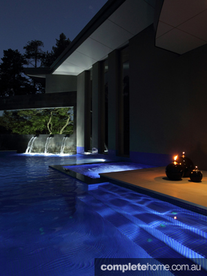 Gone are the days when your pool was dark and uninviting once the sun had set; with the right kind of lighting, your pool will be the most appealing place in your home to be after dark.