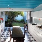 Kitchen idea: Luminous and elegant