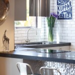 Modern industrial kitchen design
