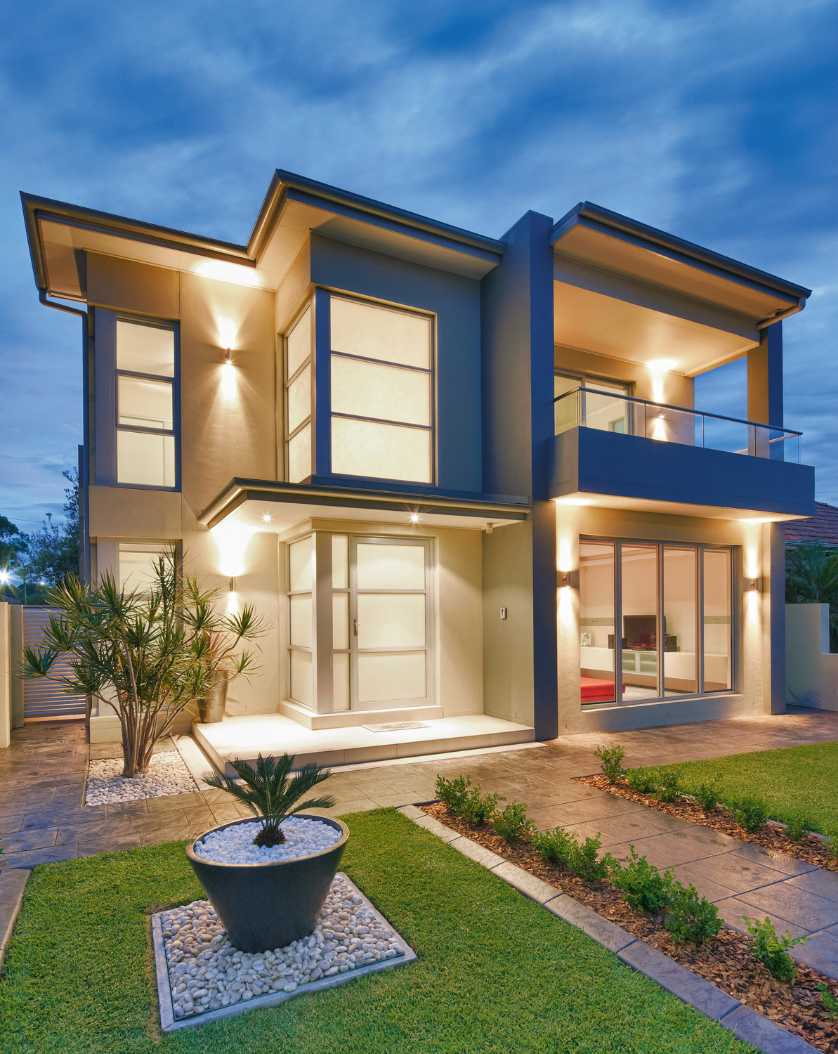 Succinctly modern home design