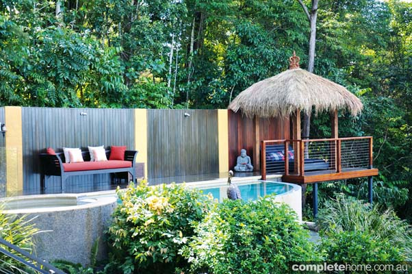 Tropical Lifestyle huts