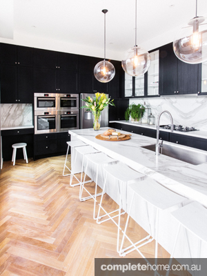 It has been said that kitchens sell houses, and the latest season of The Block proved this adage, with The Good Guys' kitchens dubbed some of the biggest and best ever seen on the show.