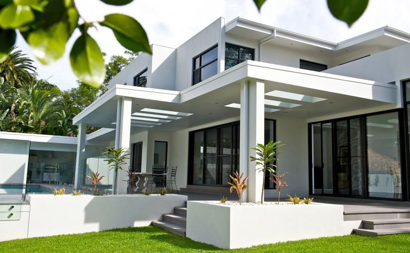 A freshly renovated Australian home
