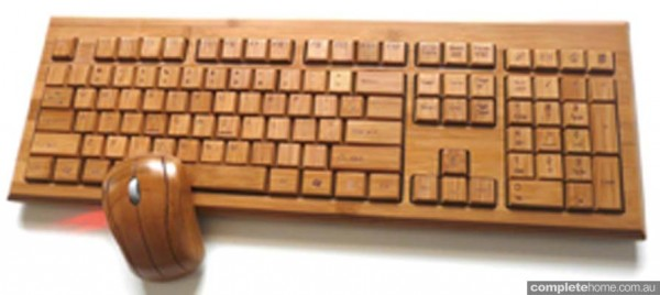 Bamboo Keyboard and mouse_ sustainable_living