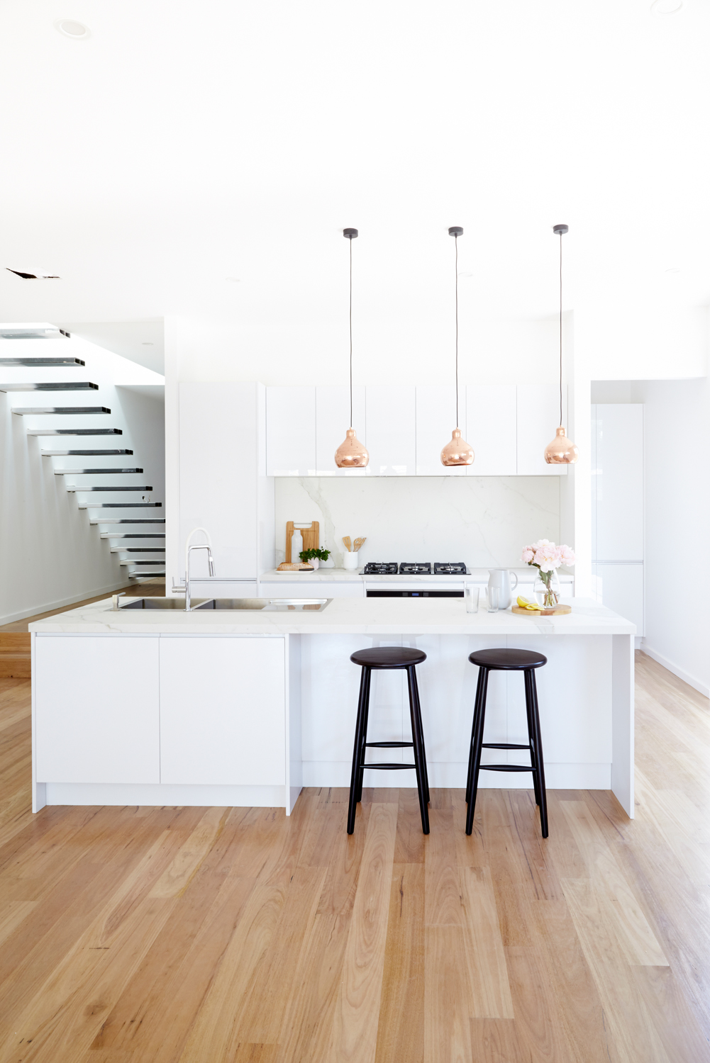 Freedom Furniture Kitchens Bec From The Block Skyhigh Talks Kitchen Design With Freedom
