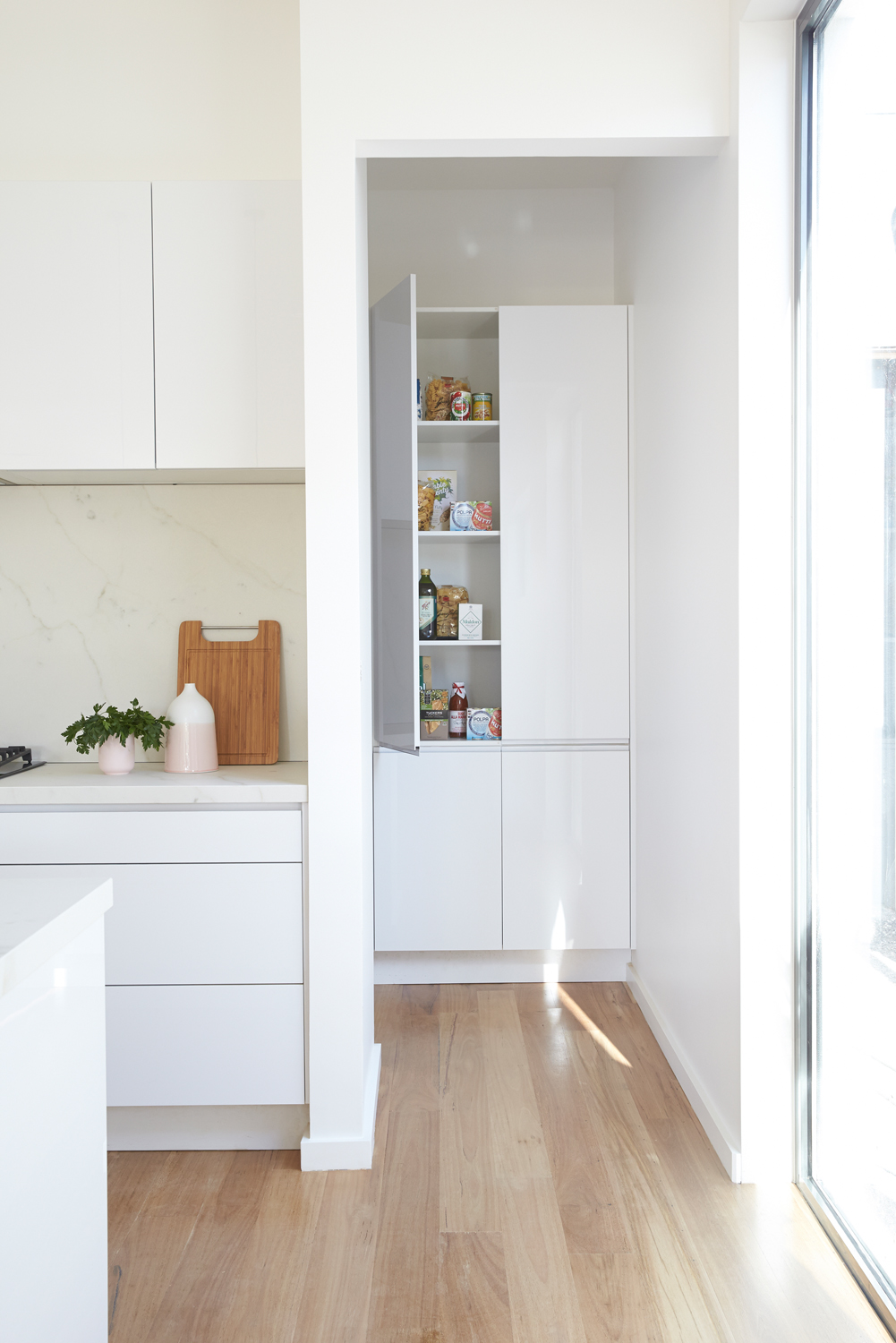 Bec from The Block Skyhigh talks kitchen design with ...
