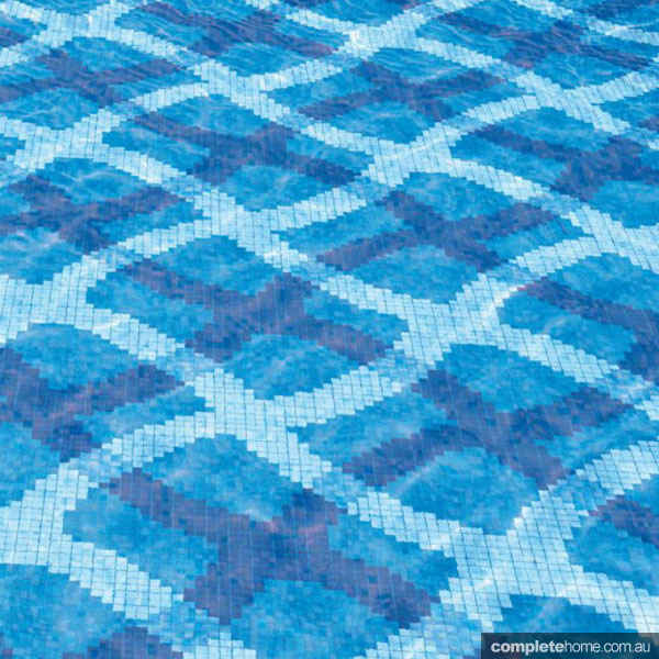 Top four pool mosaics - Completehome