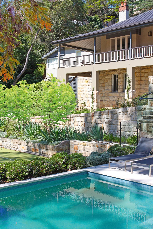 Sydney splendour: Traditional gem