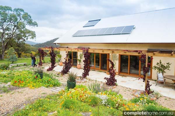 Grand Designs Australia Straw Bale House Complete Home