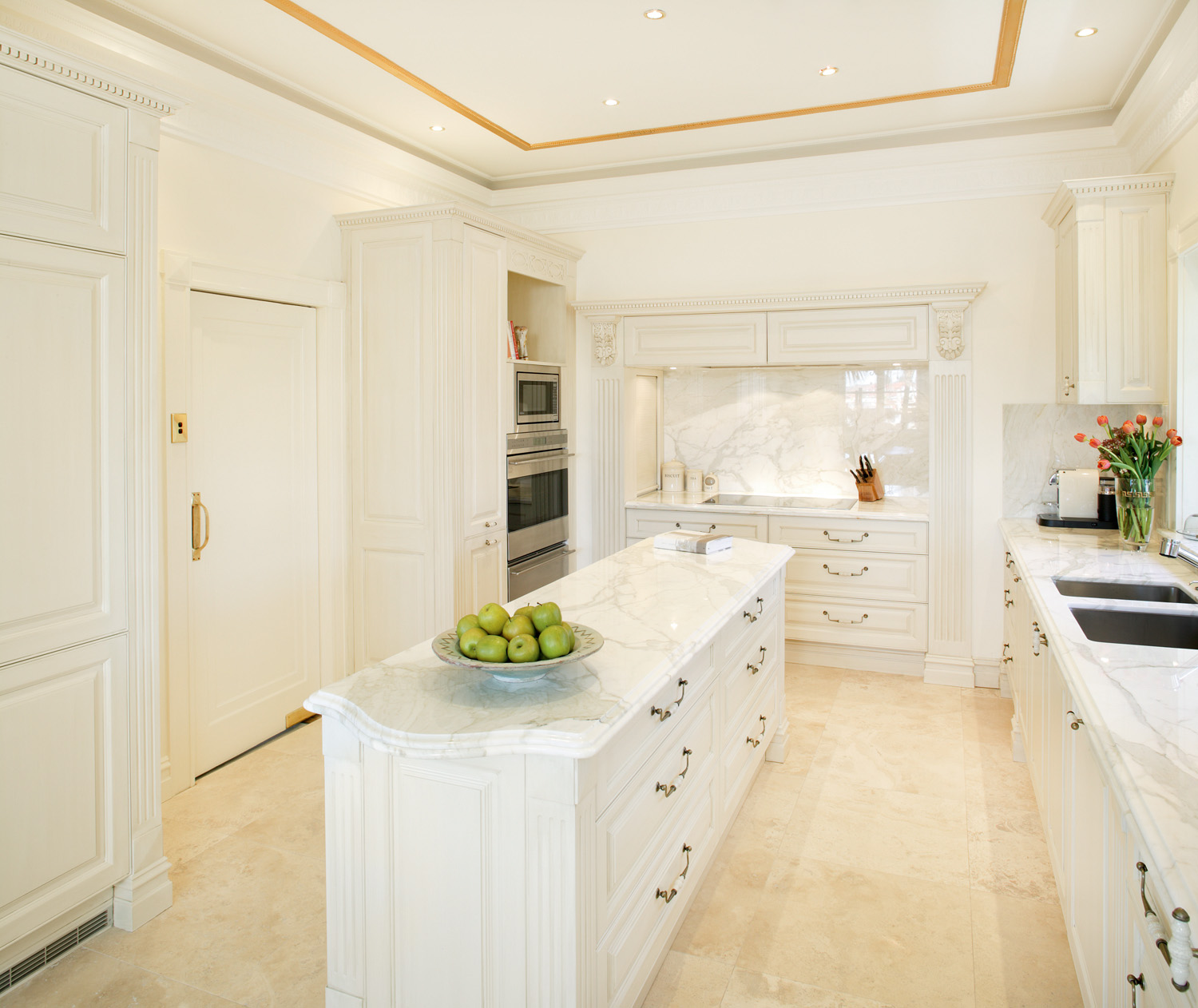French provincial select kitchens country style kitchen for French provincial kitchen designs melbourne