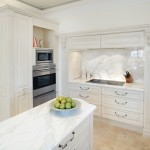 French provincial kitchen elegance