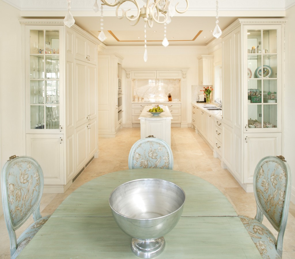 French provincial kitchen elegance - Completehome
