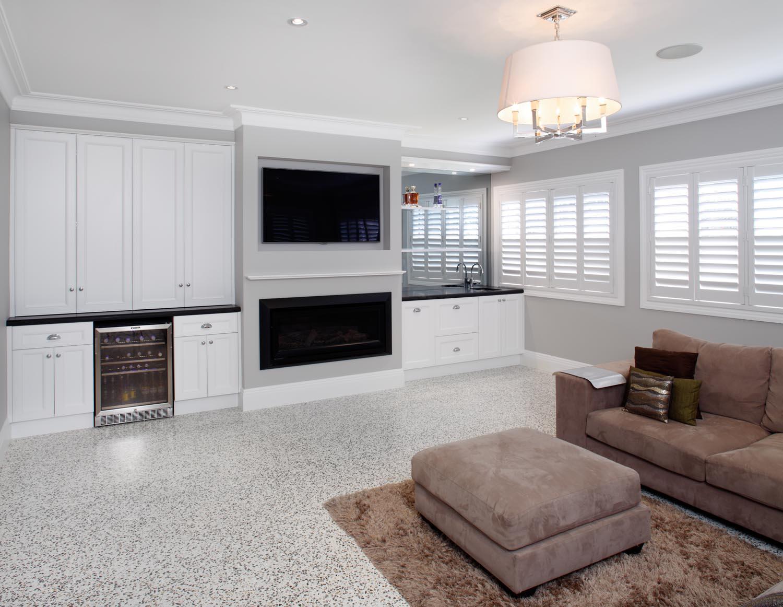 Elegant Hamptons style kitchen design