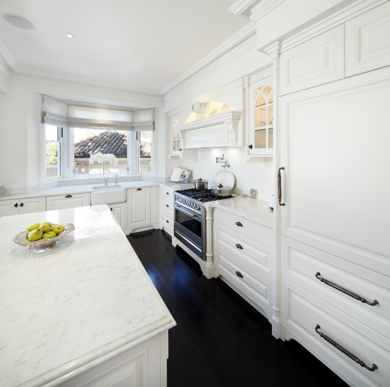 Kitchen Island Kickboard: Federation-style Charm And Elegance: Kitchen Design