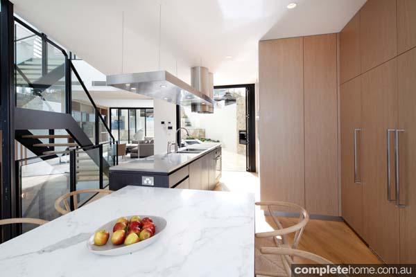 Three quality contemporary kitchens