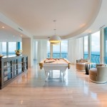 Miami penthouse design: The ultimate bachelor pad
