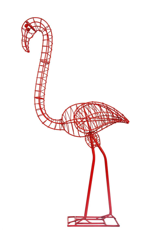 Amalfi-Rio-Flamingo-Sculpture