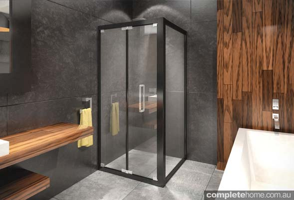 A shower screen can heighten the design of your bathroom. When selecting one, consider your options and clearly identify the overall size of the room.