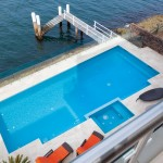A complete facelift: Harbourside pool design