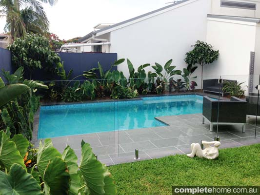 Pool landscaping ideas queensland for Pool home show brisbane