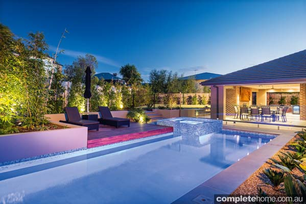 Functional flair innovative pool design completehome for Innovative pool design king s mountain