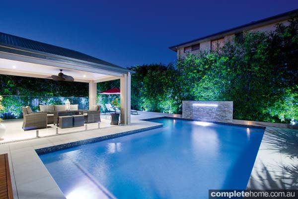 Fresh And Sophisticated Pool Design Completehome