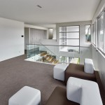 Out of the square: Modern, spacious design