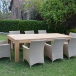 Divine design: Outdoor furniture