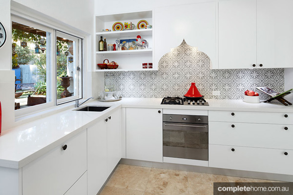 Real Kitchen Moroccan Delight Completehome