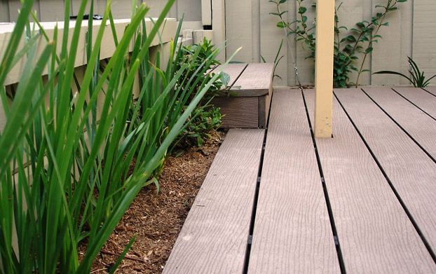 Environmentally-friendly decking