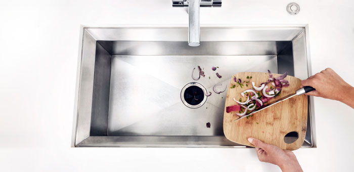Food waste disposers: Environmental benefits
