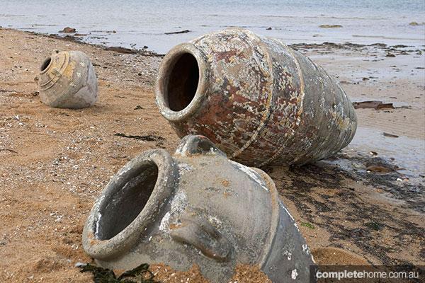 atlantis pots rustic and grecian