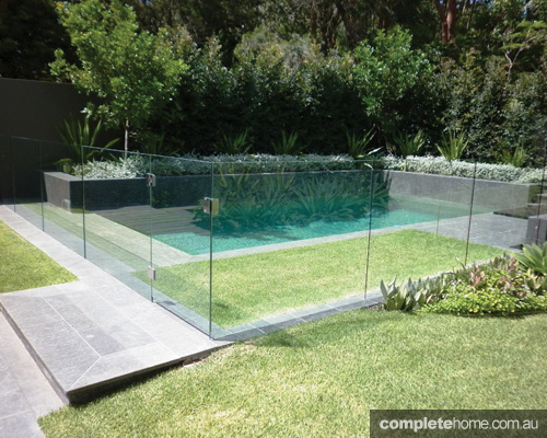 Designed to complement your glass fence