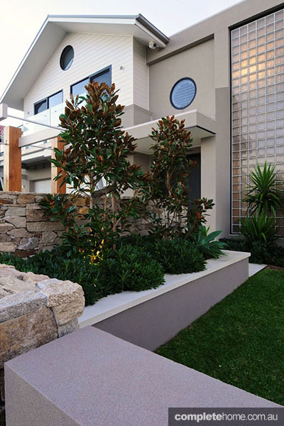 layered garden design