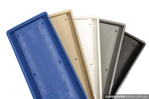 AVSC drain colours