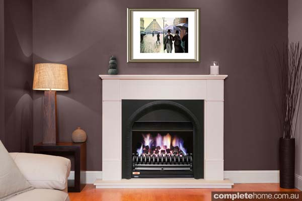 For a versatile and traditional-looking fireplace, look no further than the stunning range by Jetmaster