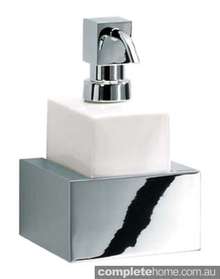 LuxDeco-Decor Walther-Wall Mounted Soap Pump