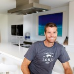 At home with Pete Evans