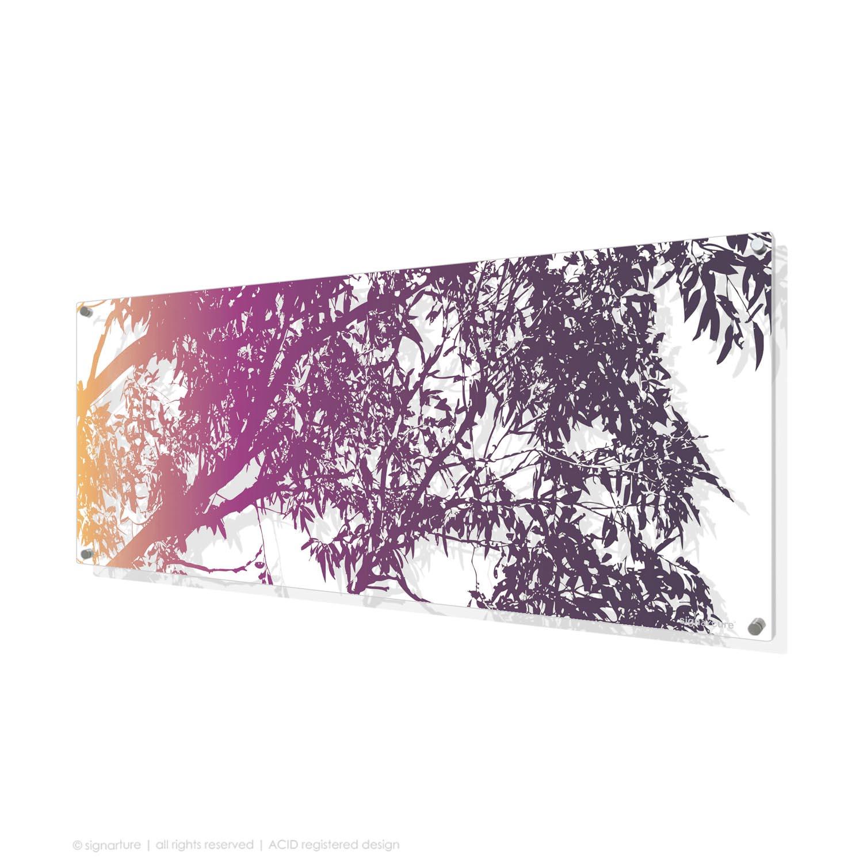 signarture tree perspex art print blackheath