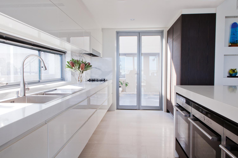 A sustainable kitchen design