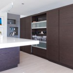 Eco opulence: Sustainable kitchen stunner