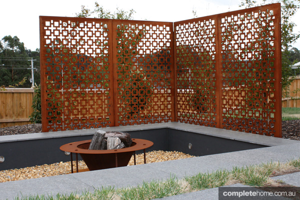 Privacy In Style Outdoor Screens Completehome
