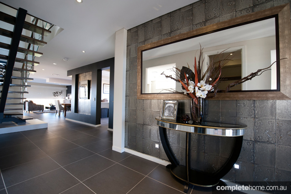 Display Homes Interior: The Liberty: An Elegant Home Design