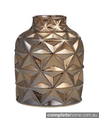 Amalfi Facet Vase