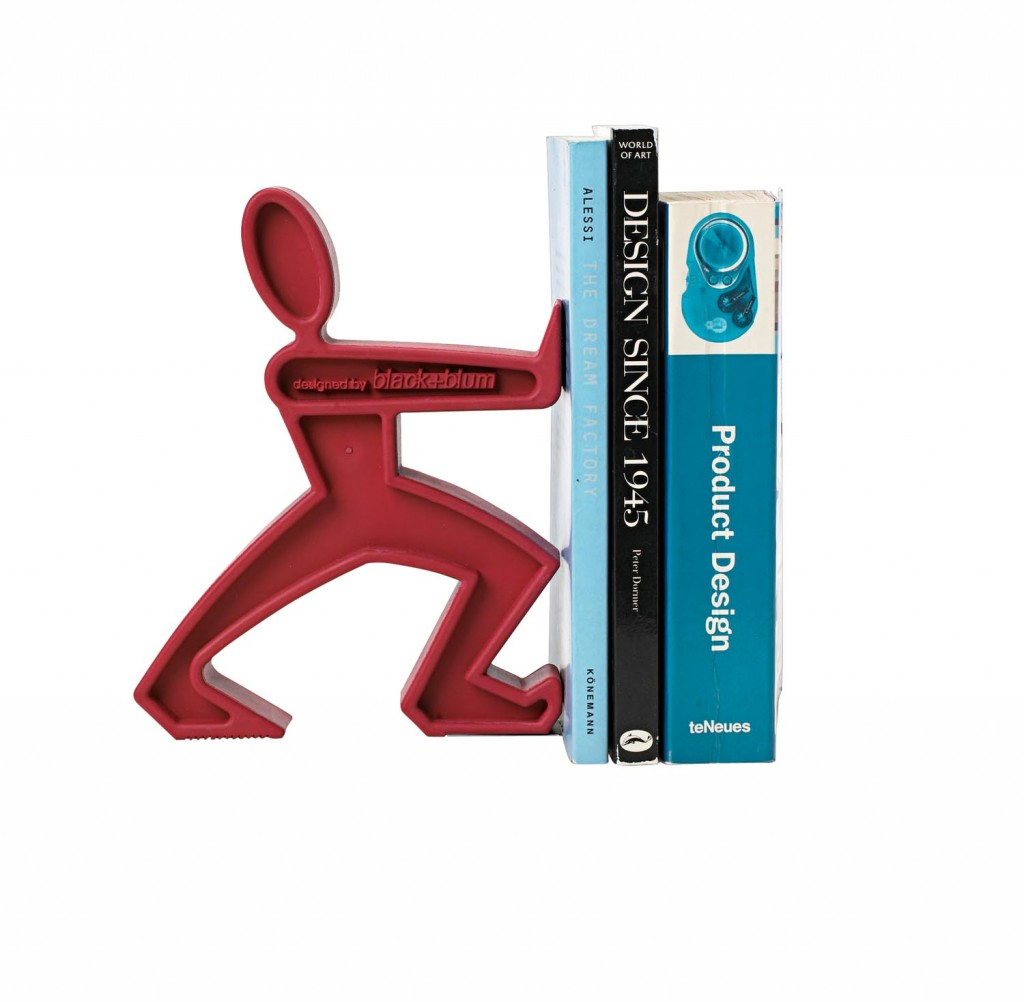 Black+Blum - James the Bookend - Maroon Red_1