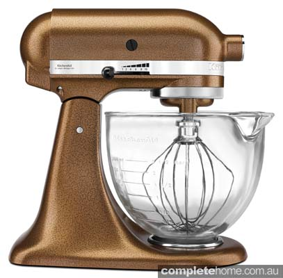 Kitchenaid Platinum Collection Antique Copper Mixer